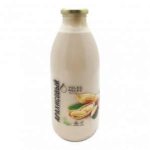 Арахисовое молоко без сахара (peanut milk) Volko Molko | Волко Молко 750мл