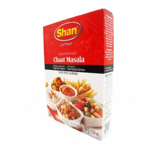 Приправа для чат масала (chaat masala) Shan | Шан 100г