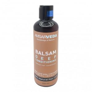 Бальзам для волос с алоэ вера, жожоба и грецким орехом (hair balm) Amsarveda | Амсарведа 250мл
