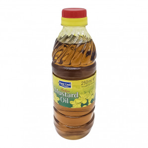 Горчичное масло (mustard oil) East End | Ист Энд 250мл