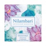 Веганский шоколад на овсяном молочке с пыльцой и цветами корицы (vegan chocolate) Nilambari | Ниламбари 65г