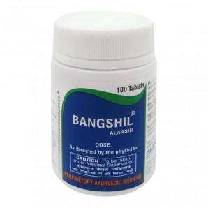 Бангшил (Bangshil) для мужского здоровья Alarsin | Аларсин 100 таб