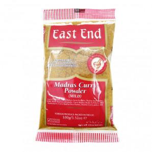 Карри приправа (madras curry powder mild) East End   Ист Энд 100г