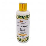 Питательный лосьон для тела с розой и медом (body lotion) Indian Khadi | Индиан Кади 200мл