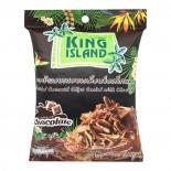 Кокосовые чипсы с шоколадом (coconut chips) King Island | Кинг Айлэнд 40г