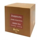 Зеленый чай Дарджилинг (green tea darjeeling) домашняя коллекция Bharat Bazaar   Бхарат Базар 100г