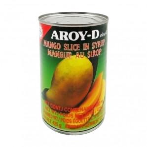 Манго в сиропе (mango) Aroy-D   Арой-Ди 400мл