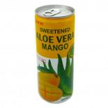 Алоэ Вера напиток со вкусом манго Lotte | Лотте 240мл