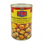 Нут консервированный (canned chickpeas) TRS | ТиАрЭс 400г