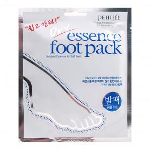 Маска для ног носочки с сухой эссенцией (Dry essence foot pack) Petitfee   Петитфи 25г