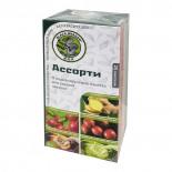 Китайский чай пакетированный ассорти №1 (Chinese tea) Black Dragon | Блэк Драгон 25пак