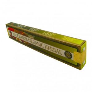 Благовоние Органические травы (Herbal Organic incense sticks) Ppure | Пипьюр 15г