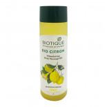 Массажное масло Био цитрон (massage oil) Biotique | Биотик 200мл