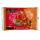 Красная чечевица (red lentils) Bharat Bazaar | Бхарат Базар 500г
