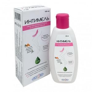 Интимгель для интимной гигиены (intimate hygiene gel) Oxford | Оксфорд 100мл