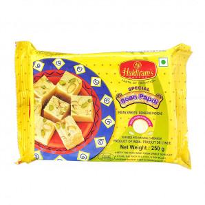 Индийская сладость Соан Папади (Soan Papdi) Haldiram's   Холдирамс 250г