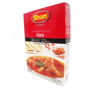 Карри приправа Пайя (Paya curry) Shan | Шан 50г