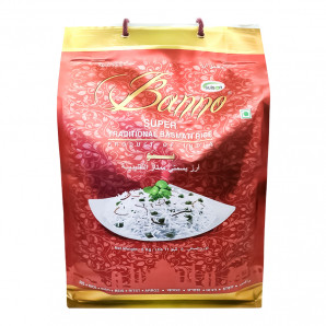 Рис Басмати шлифованный Банно Супер (basmati rice) Sulson | Сулсон 5кг