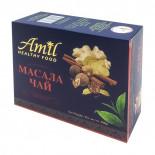 Чай Масала (Tea masala) с корицей и гвоздикой Amil | Амил 100г