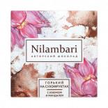 Веганский шоколад горький на сухофруктах с изюмом и миндалем (vegan chocolate) Nilambari   Ниламбари 65г
