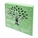 Веганский шоколад из кэроба (vegan chocolate) Royal Forest   Роял Форест 75г