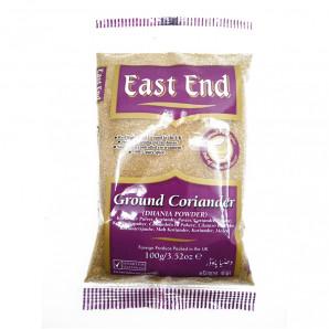 Кориандр молотый (Кинза) (ground coriander) East End | Ист Энд 100г