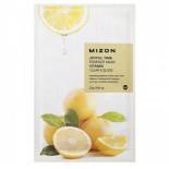 Тканевая маска для лица с витамином С (Joyful time essence mask vitamin C) Mizon | Мизон 23г