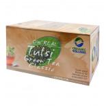 Зеленый чай с тулси (green tea with tulasi) Organic Wellness   Органик Вэлнесс 25 пак