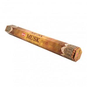 Благовоние Муск (Musk incense sticks) HEM | ХЭМ 20шт