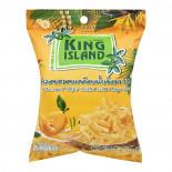 Кокосовые чипсы с манго (coconut chips) King Island | Кинг Айлэнд 40г