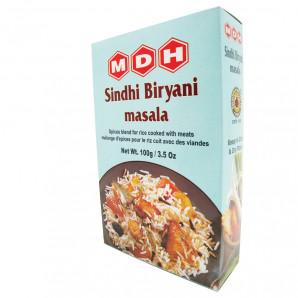 Приправа для плова Бирьяни (sindhi Biryani masala) MDH | Эм Ди Эйч 100г