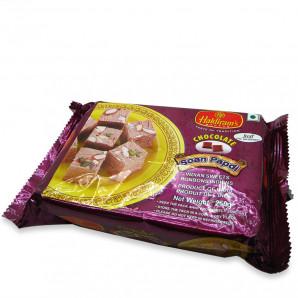 Индийская сладость Соан Папади (Soan Papdi) с шоколадом Haldiram's | Холдирамс 250г