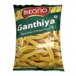 Закуска индийская из нутовой муки Гантия (Ganthiya) Bikano | Бикано 200г