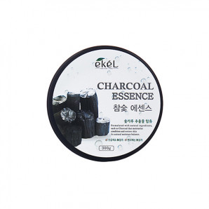 Универсальный гель с экстрактом древесного угля Charcoal Essence Ekel 300г
