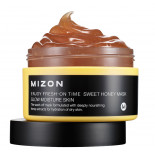 Медовая маска для сухой кожи (Enjoy fresh on-time) Mizon | Мизон 100 мл
