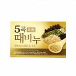 LION Scrub body soap five grains Мыло-скраб
