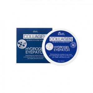 Гидрогелевые патчи под глаза с коллагеном Hydrogel Eye Patch Collagen Ekel 60шт