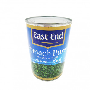 Spinach Puree East End Пюре Шпината 400г