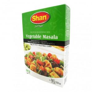 Vegetable Masala Shan Смесь специй для овощей 50г