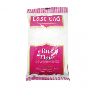 Rice Flour East End рисовая мука 500г
