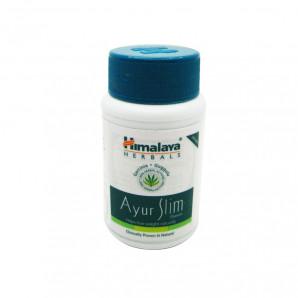АюрСлим (Ayur Slim) для похудения Himalaya 60 кап.