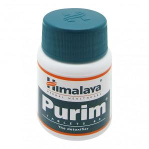 Purim (Пурим) для очищения организма и против аллергии Himalaya 60 таб.