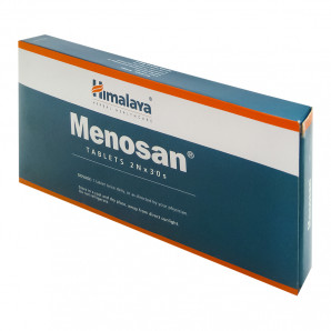«Меносан» (Menosan) для облегчения симптомов климакса 60 таб.