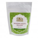 Маска для лица «Мултани Мутти» желтая 50г