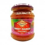 Паста манго чатни сладкая Patak`s 340г