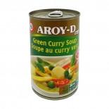 Суп «Карри» (зеленый) Aroy-D 400г