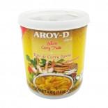 Паста Карри   Curry Paste желтая Aroy-D 400г